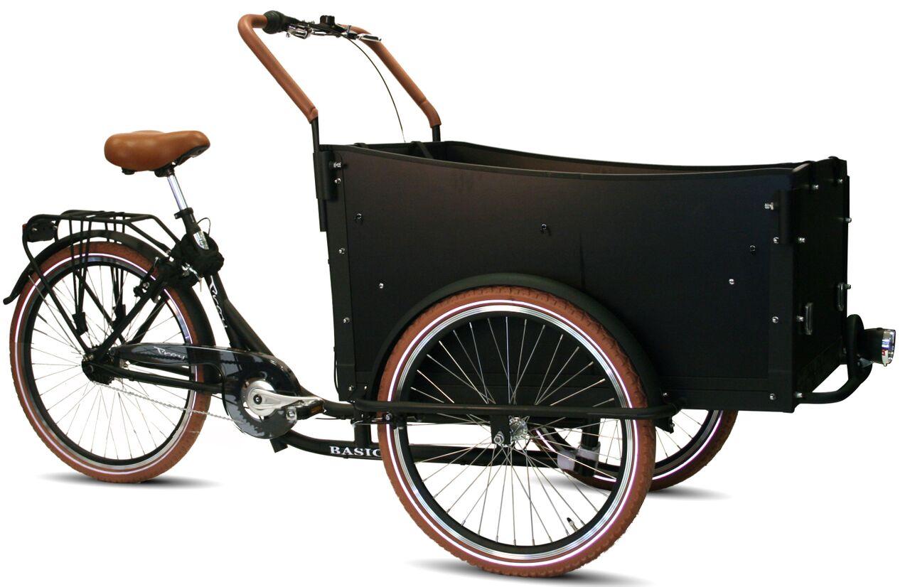 bakfiets troy cargo family bike 7 speed shimano nexus 4. Black Bedroom Furniture Sets. Home Design Ideas